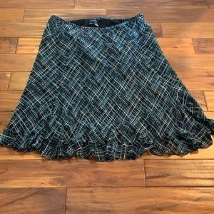 Jones New York Signature 3xL 100% silk skirt